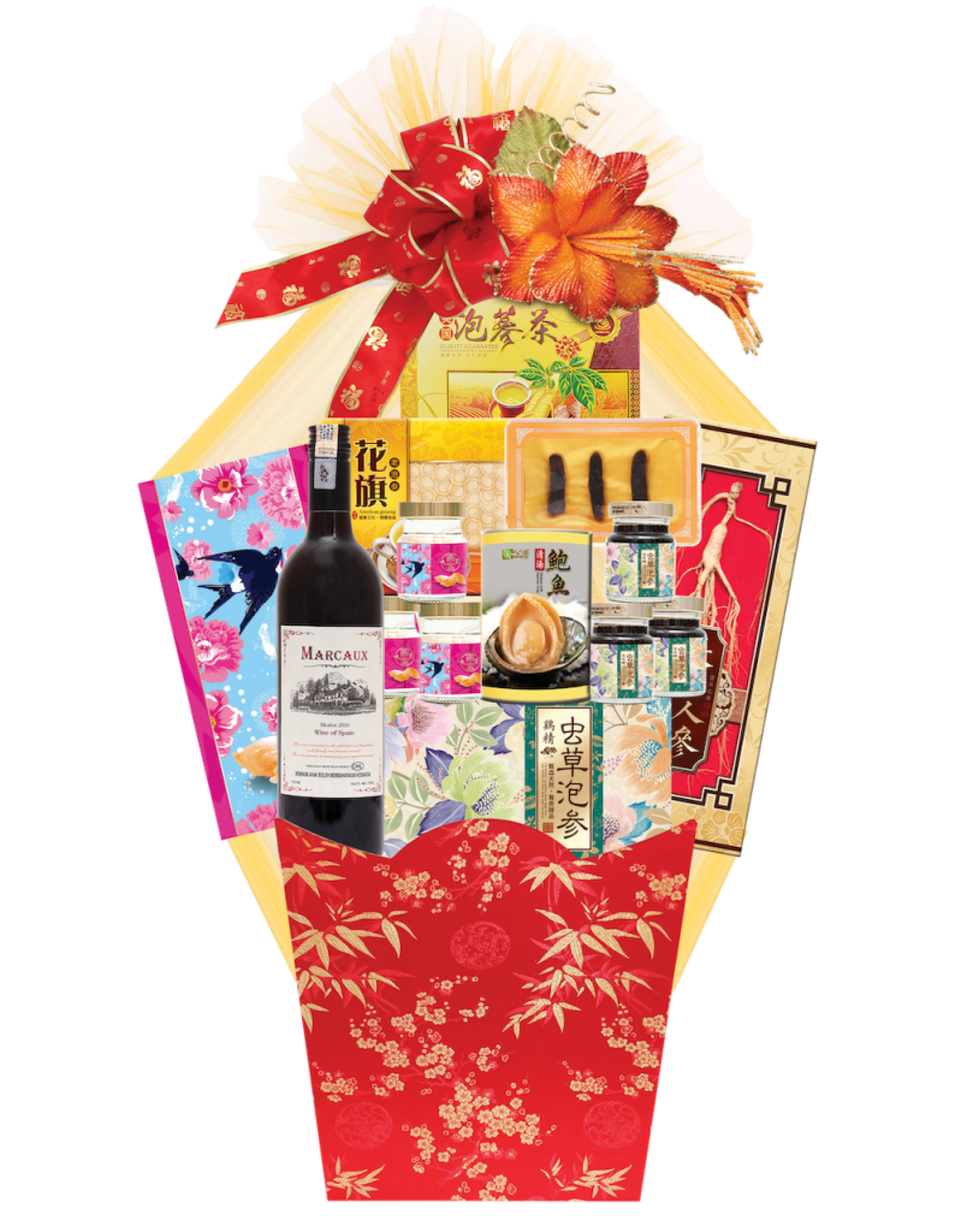 hampers, sales, chinese new year