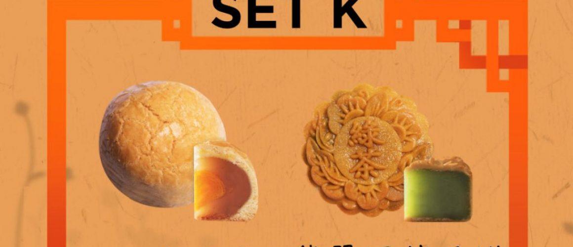 2pcs Set K